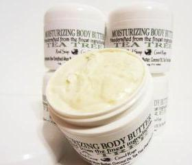 Tea Tree Body Butter - All Natural Handcrafted